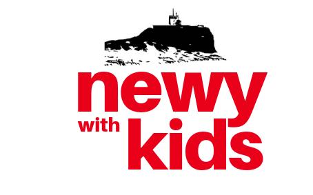 Newy with Kids