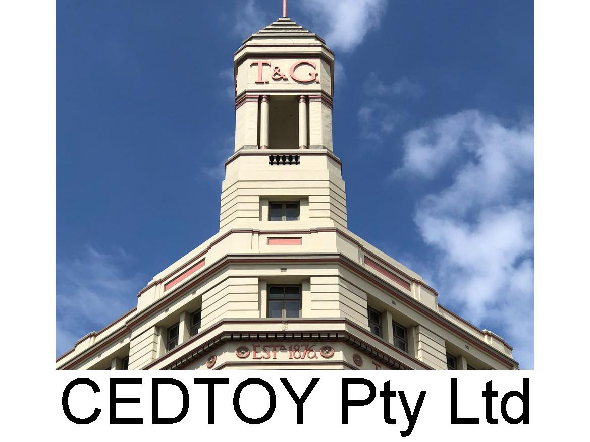 CEDTOY Pty Ltd